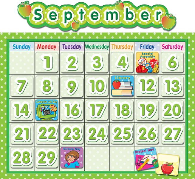 November Calendar Bulletin Board Ideas : Classroom calendar ms theresa s
